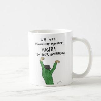 Productivity Monster Coffee Mug