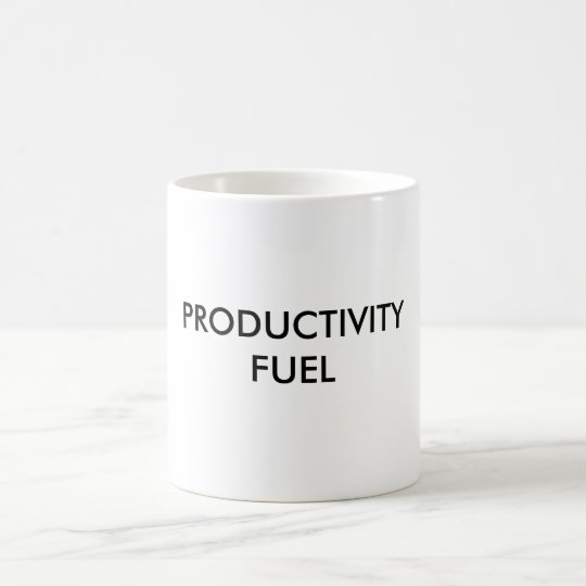 PRODUCTIVITYFUEL COFFEE MUG