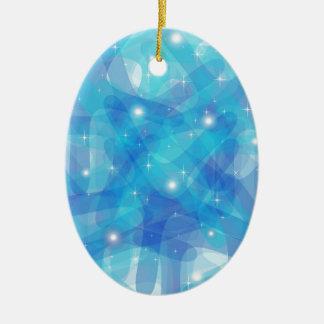 Producto adaptable con el fondo abstracto azul ornatos