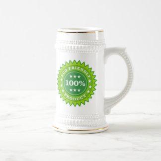 Producto amistoso de ECO Jarra De Cerveza