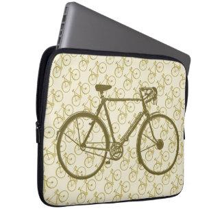 producto biking elegante fresco fundas computadoras