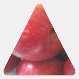 Producto de Apple Pegatina Triangular