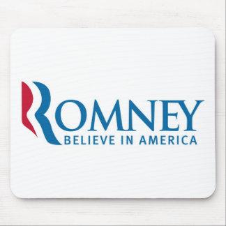 Producto de la elección de la campaña presidencial alfombrilla de raton