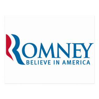 Producto de la elección de la campaña presidencial tarjetas postales