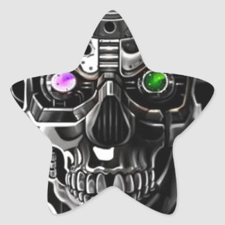 Producto de la fuente de la ropa de T-Psy Calcomanías Forma De Estrellas