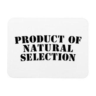 Producto de la selección natural imanes