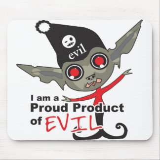 Producto del mal mousepads