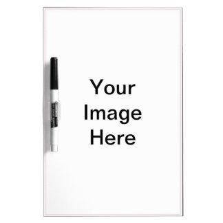 Producto del personalizable de la foto tableros blancos