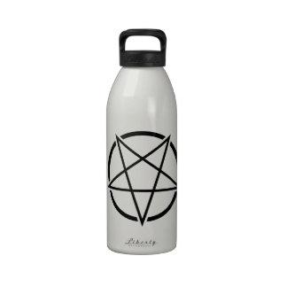 Producto del personalizar botella de agua reutilizable