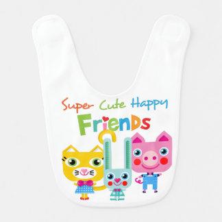 Producto del personalizar babero de bebé