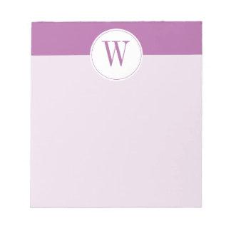 Producto del personalizar bloc de notas