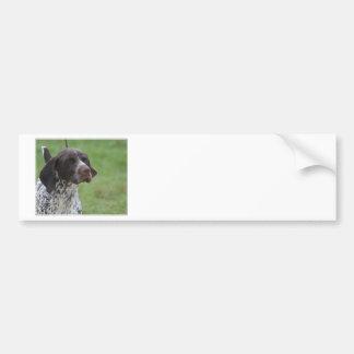 Producto del personalizar pegatina de parachoque