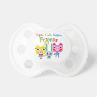 Producto del personalizar chupete de bebe