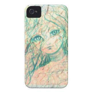Producto del personalizar iPhone 4 Case-Mate funda