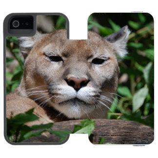 Producto del personalizar funda billetera para iPhone 5 watson