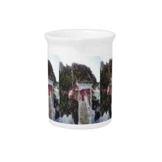 Producto del personalizar jarrón