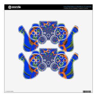 Producto del personalizar mando PS3 calcomanía