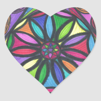 Producto del personalizar pegatina corazón