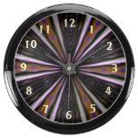 Producto del personalizar relojes aqua clock
