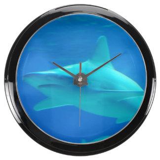 Producto del personalizar relojes pecera