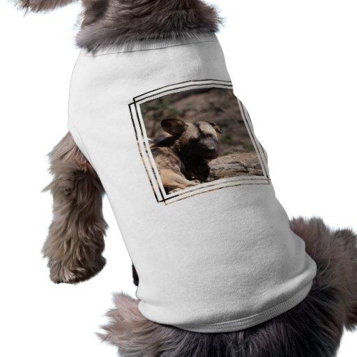 Producto del personalizar playera sin mangas para perro