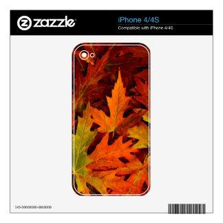 Producto del personalizar skin para el iPhone 4S