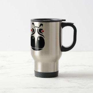 Producto del personalizar taza de viaje de acero inoxidable