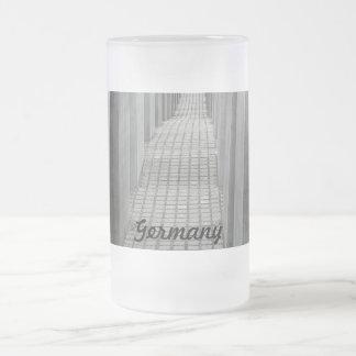 Producto del personalizar taza de cristal
