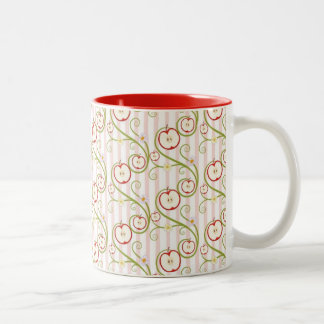 Producto del personalizar taza de dos tonos