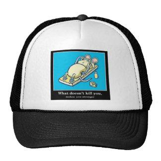 Producto divertido del ratón gorras de camionero
