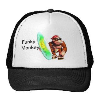Producto enrrollado del mono gorro de camionero