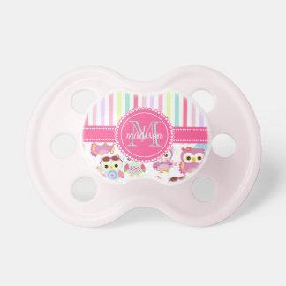 Producto lindo de PersCustomize del modelo de los  Chupetes De Bebé