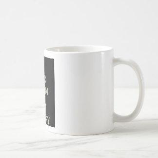 Producto tranquilo del césped taza clásica