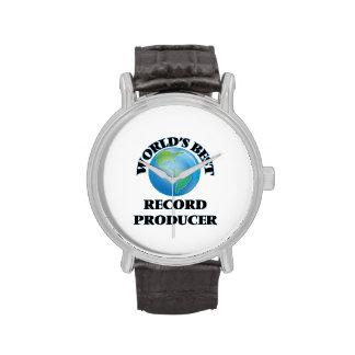 Productor del expediente del mejor del mundo relojes de mano