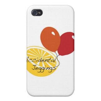 Productos accidentales de la producción de Jegging iPhone 4/4S Funda