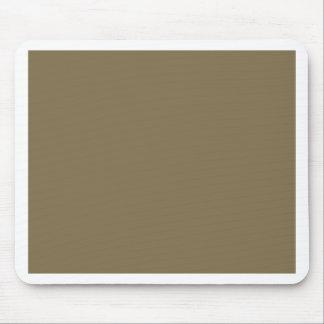 Productos adaptables de color caqui Greyed del col Alfombrillas De Raton