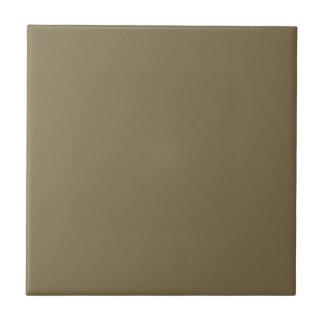 Productos adaptables de color caqui Greyed del col Azulejo Cuadrado Pequeño