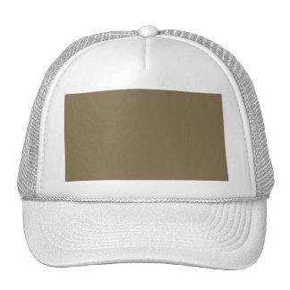 Productos adaptables de color caqui Greyed del col Gorras