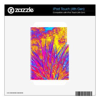 Productos adaptables por eZaZZleman Calcomanías Para iPod Touch 4G