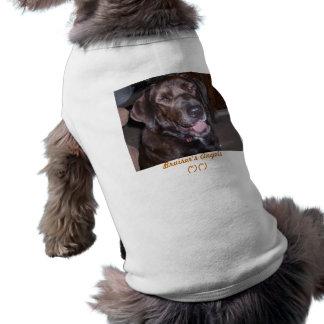 Productos animales del rescate camisa de perrito