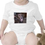 Productos animales del rescate traje de bebé