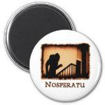 Productos asustadizos del vampiro de Nosferatu Iman Para Frigorífico
