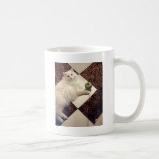 Productos atractivos del gato taza clásica