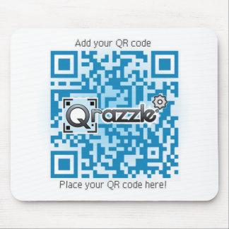 Productos básicos del código de QR Tapetes De Raton