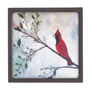 Productos cardinales rojos del arte en Zazzle por  Cajas De Recuerdo De Calidad