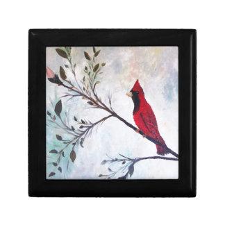 Productos cardinales rojos del arte en Zazzle por  Caja De Regalo