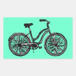 Productos clásicos de la bicicleta pegatinas