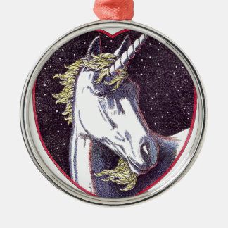 Productos Color.jpg del unicornio Ornamento De Reyes Magos