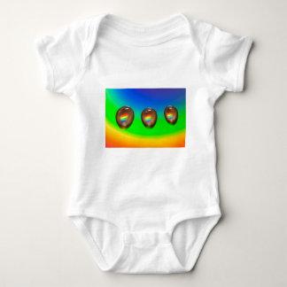 Productos coloridos del modelo body para bebé