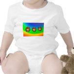 Productos coloridos del modelo traje de bebé